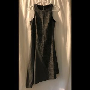 Banana Republic Women's 0 Gray black dress
